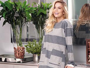 Preferidos do inverno, pijamas ganham novas modelagens para serem usados no dia-a-dia