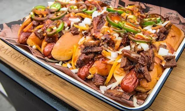 Recipe Bbq Brisket Hot Dog