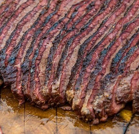 BBQ με κρέας από στήθος στην Traeger