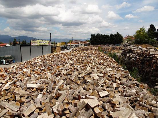 Καυσόξυλα Θεσσαλονίκη ξερά