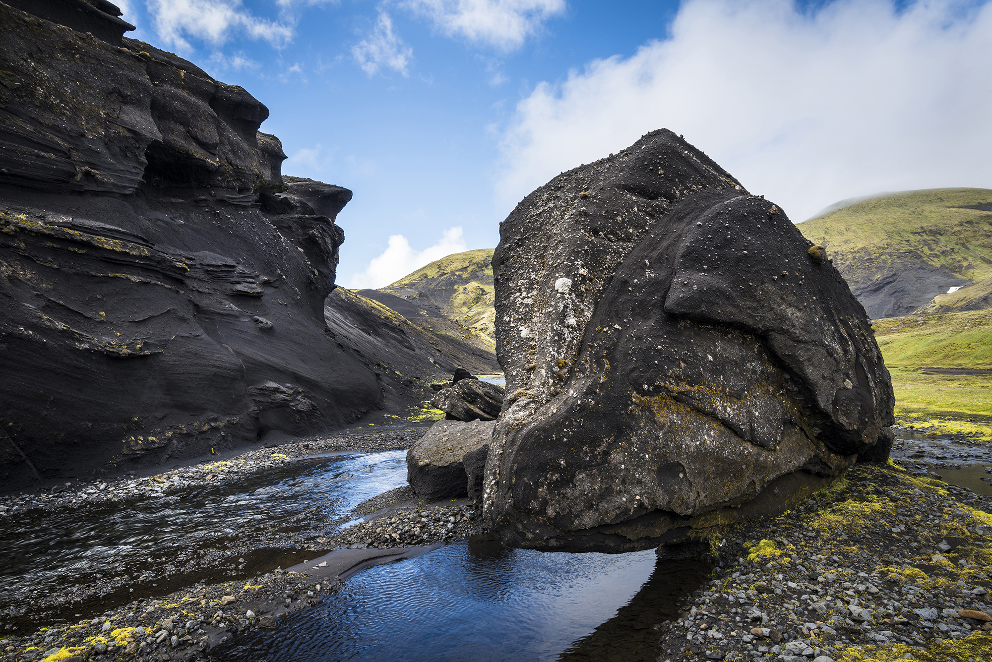 Volcanic Rock, Fjallabak