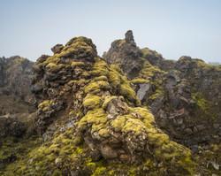 Lava & moss, Landmannulaugur