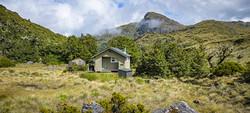 Lake Roe Hut, Fiordland NP