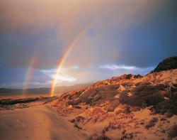 Clearing storm, Mason Bay