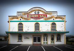 Miners Hall, West Coast