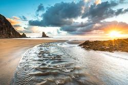 Anawhata Beach, West Auckland