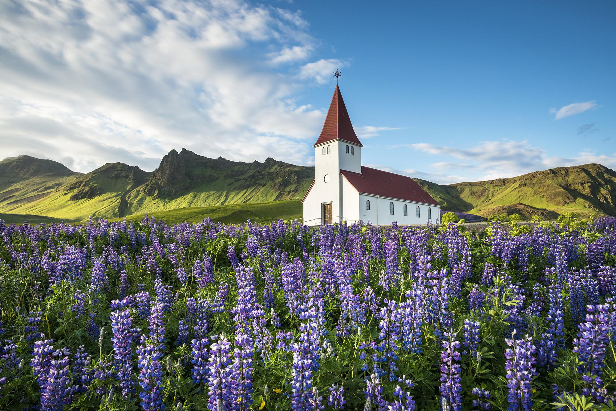 Church, Vik