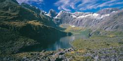 Lake Adelaide & Darran Mountains