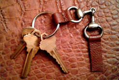 Handmade Bespoke Key Fobs