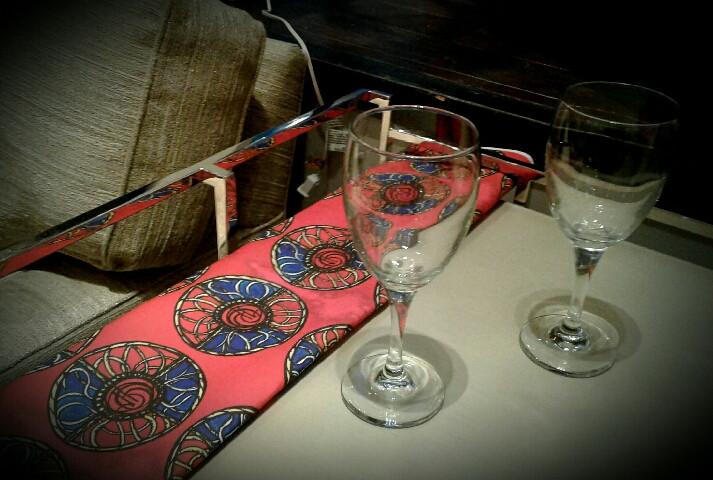 Rivera-Ramos Insignia Tea Towel
