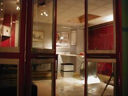 Red Bespoke Panel Doors