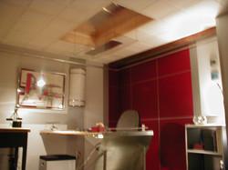 Basement Office Design Installation