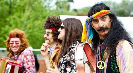 Překlad stránky How to be a hippie