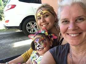 Family Face Paint!