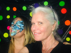 Face Painting in Costa Rica