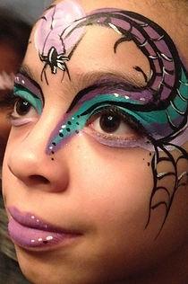 Beautiful Face Paint