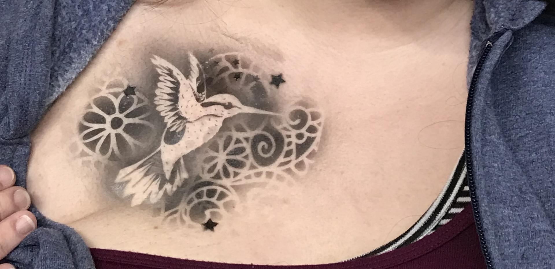 Gears and Hummingbird