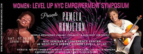 Melanie Scholtz Women LEVEL UP NYC Solo