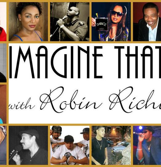 Celebrity radio disc jockeys, comedians, actors, rappers, vocalists, hosts