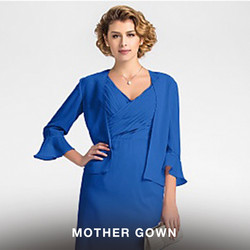 mother gown