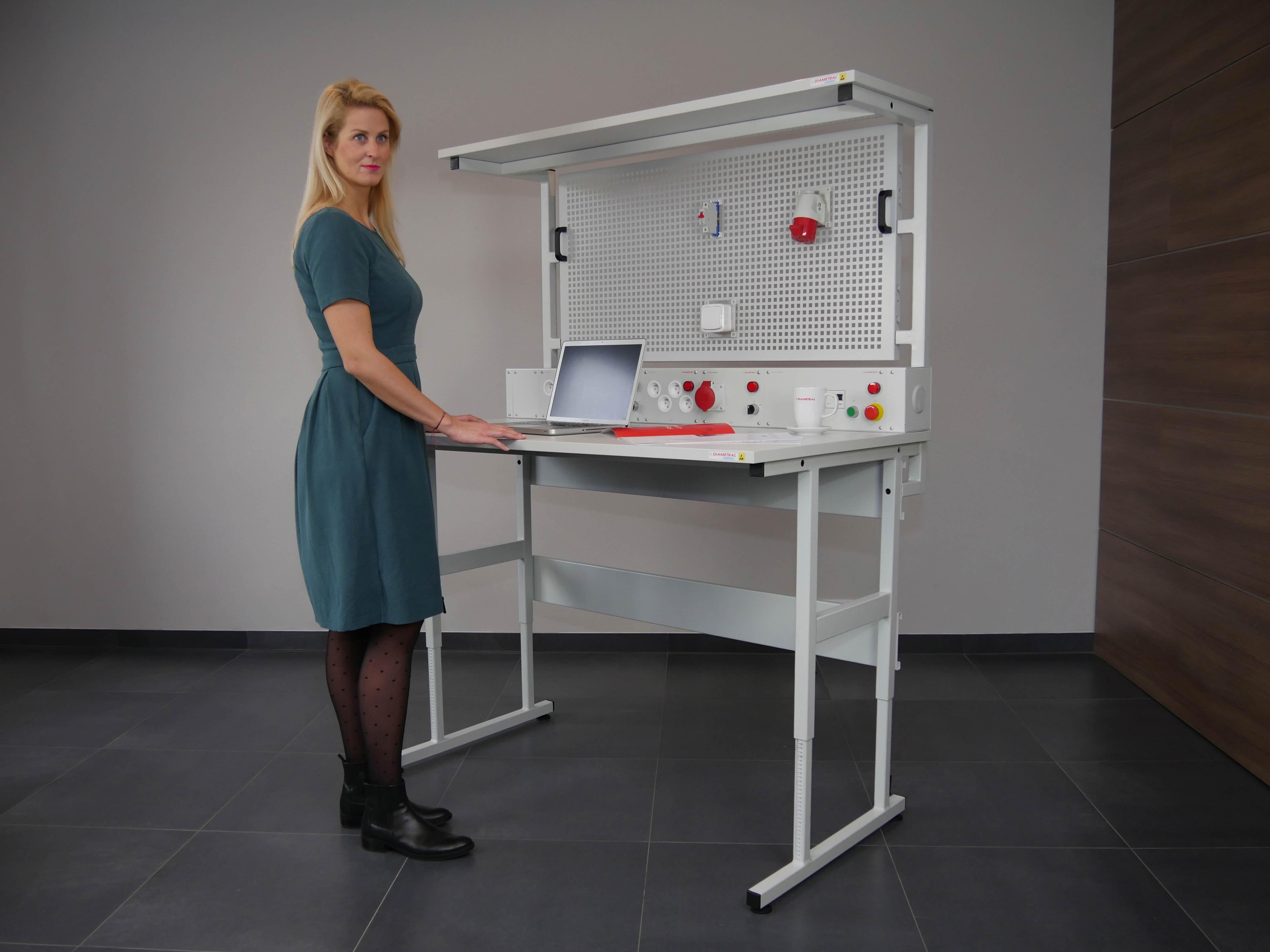 Stůl VariWork-12