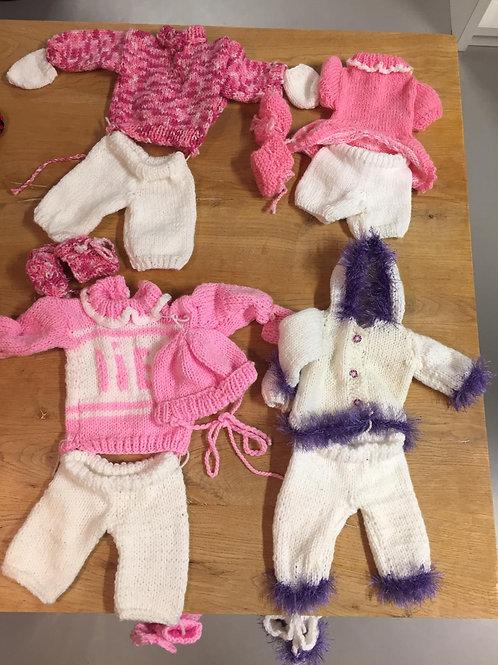 Baby Born kleren
