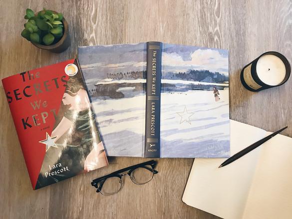 Book Review: The Secrets We Kept