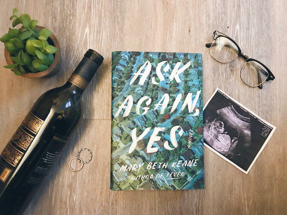 Book Review: Ask Again, Yes