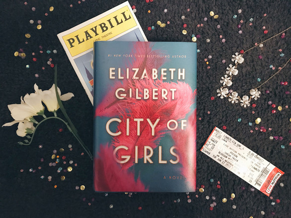 Book Review: City of Girls