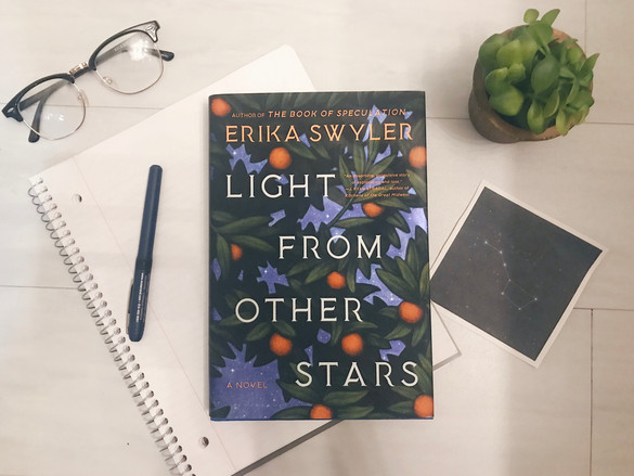 Book Review: Light From Other Stars