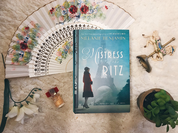 Book Review: Mistress of the Ritz