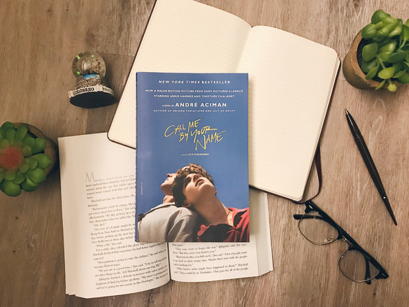 Book Review: Call Me By Your Name