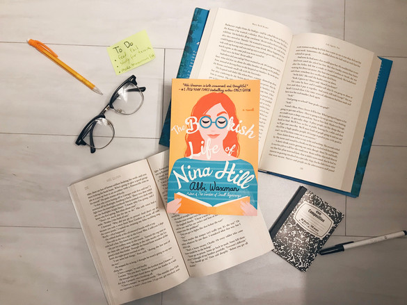Book Review: The Bookish Life of Nina Hill