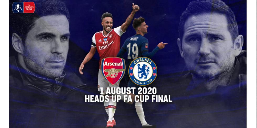 FA Cup Final Arsenal V Chelsea