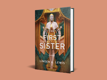Read an Excerpt From The First Sister on Tor