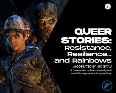 Skybound Xpo - Queer Stories: Resistance, Resilience & Rainbows