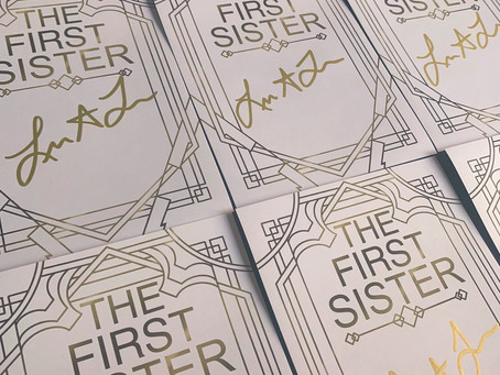 THE FIRST SISTER Signed Bookplates Available!