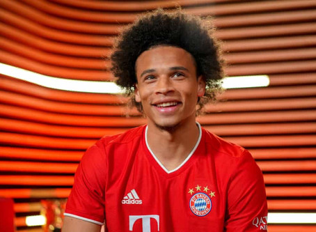 Bayern Munich ta anuncia e fichaje di Leroy Sane.
