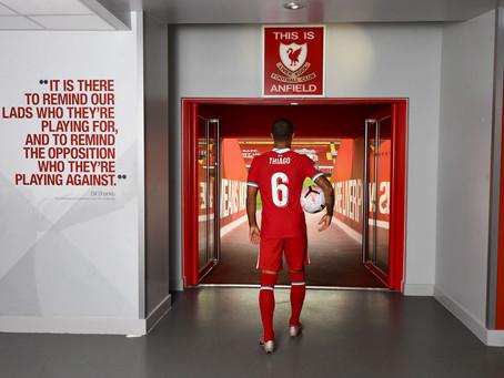 Liverpool FC ta firma Thiago Alcantara