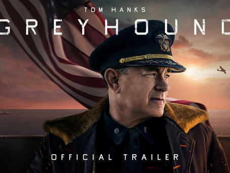 """Tom Hanks su WW2 film """"Greyhound"""" lo premiere ariba Apple TV, no den cinemas."""