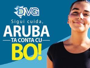 Muchanan na Aruba: Boso Tambe Mester Cuida!