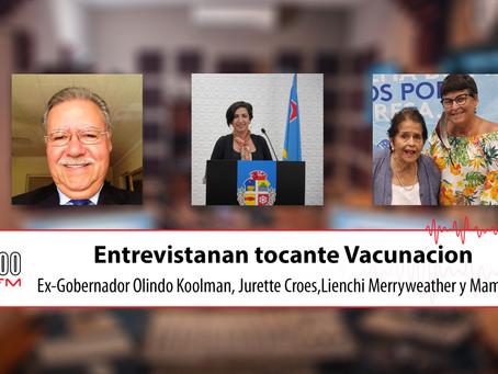 Entrevistanan | Vacuna contra Covid-19