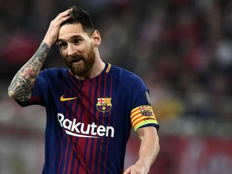 Messi a dicidi di stop su renobacion cu Barcelona. E ta fada y kier bandona e club na 2021.
