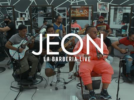 "Jeon ta lansa cancion ""Nunca Mas"" version Bachata"