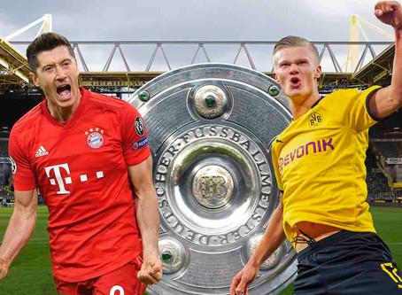 Awe por wak Bayern Munich enfrenta Borussia Dortmund den Der Klassiker 12:30 pm