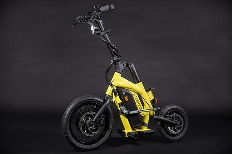 STEEREON S20 - Gelb - Sportlicher E-Scoo