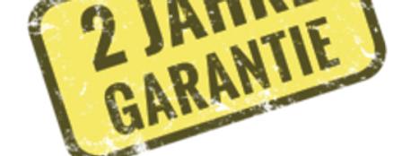 Garantieverlängerung - 2 Jahre