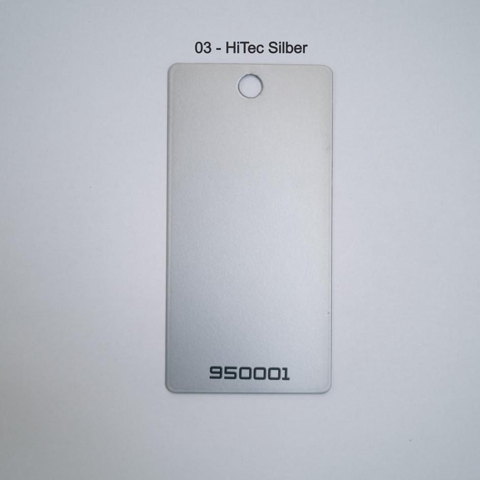 03 - HiTec Silber