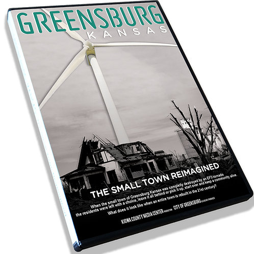 Greensburg Kansas - The Small Town Reimagined