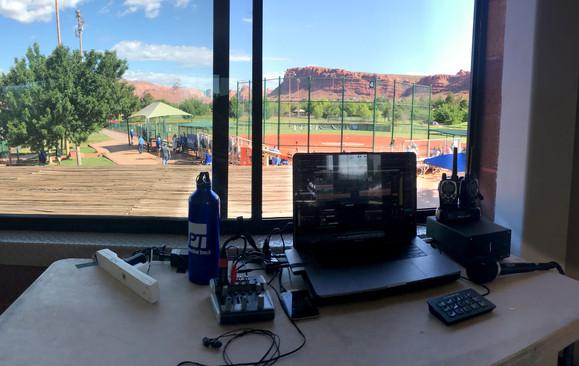 NJCAA DI Softball in St. George, Utah